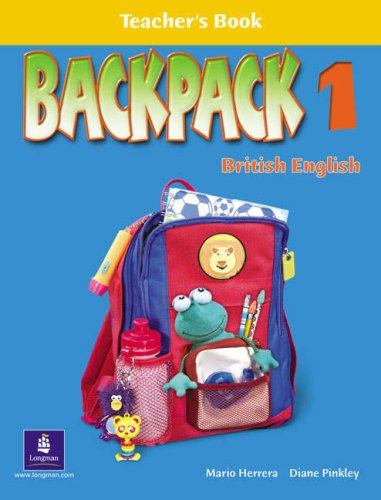 Backpack British English Level 1 Teacher's Guide