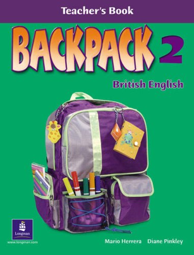 Backpack British English Level 2 Teacher's Guide
