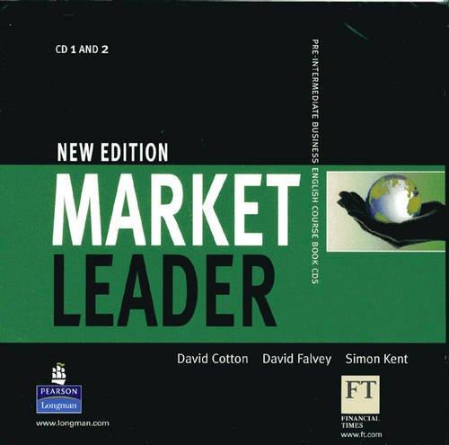 Market Leader New Edition Pre-Intermediate Class CD (2)