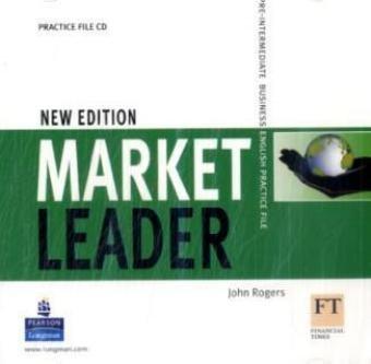 Market Leader New Edition Pre-Intermediate Practice File CD