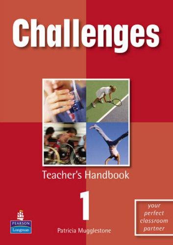 Challenges Level 1 Teacher's Handbook
