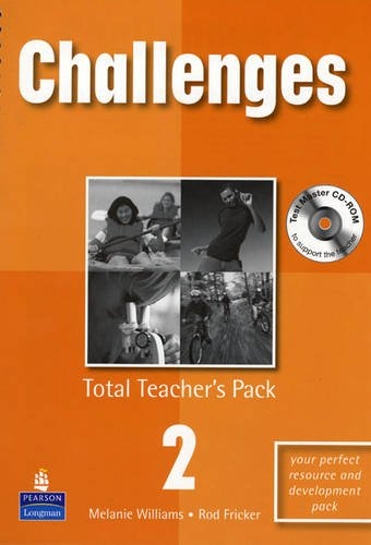 Challenges Level 2 Total Teacher's Pack (with Test Master CD-ROM)