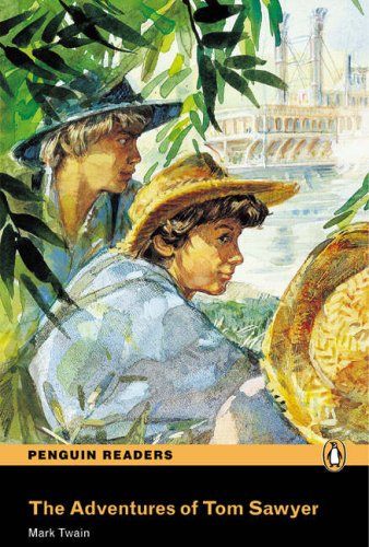 Adventures of Tom Sawyer book +D