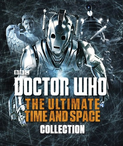 Doctor Who: Ultimate Time & Space Collection (3-book slipcase)