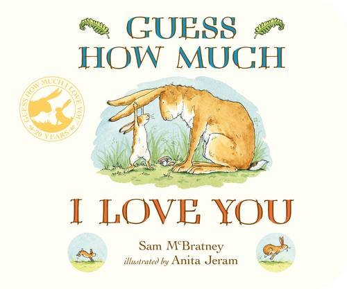 Guess How Much I Love You (Case Bound Board Book)