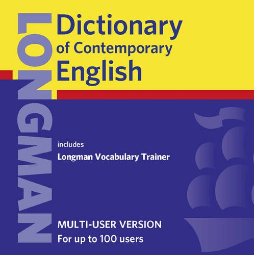 Longman Dictionary of Contemporary English Fifth Edition DVD-ROM Network Version (up to 100 users)