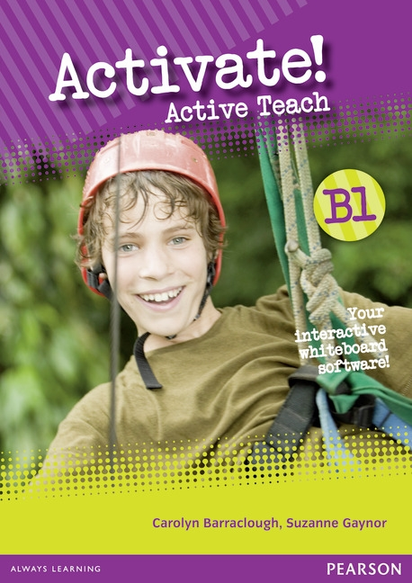 Activate! B1 Teacher's Active Teach Pack CD-ROM