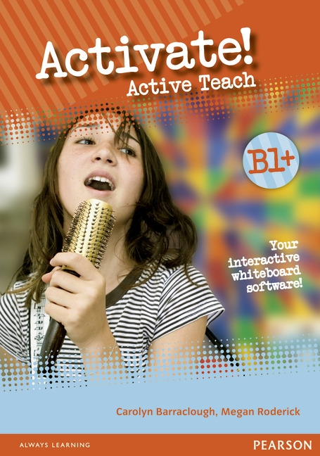 Activate! B1+ Teacher's Active Teach Pack CD-ROM