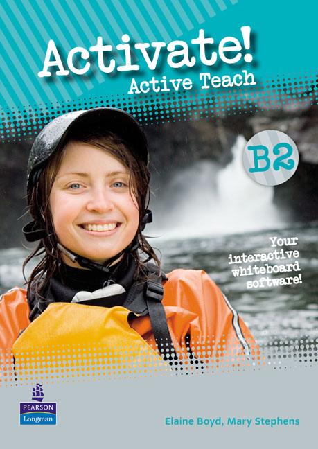 Activate! B2 Teacher's Active Teach Pack CD-ROM