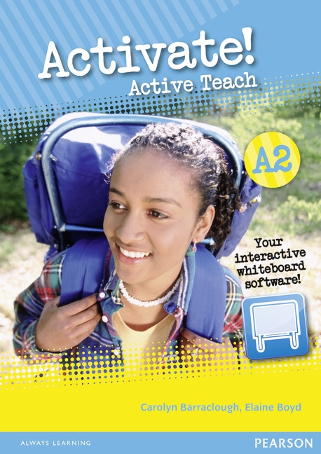 Activate! A2 Teacher's Active Teach Pack CD-ROM