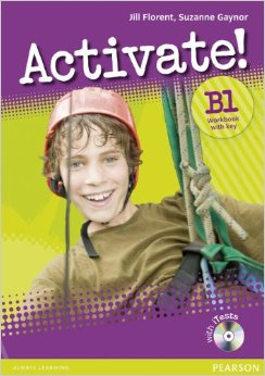 Activate! B1 Workbook +Key + CD-ROM
