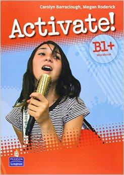 Activate! B1+ Workbook no Key +CD-ROM