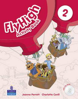 Fly High 2 Activity Book with CDROM Pack
