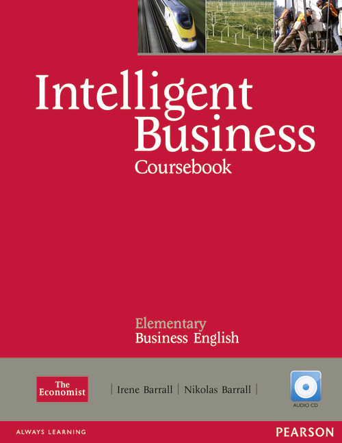 Intelligent Business Elementary Coursebook +CD