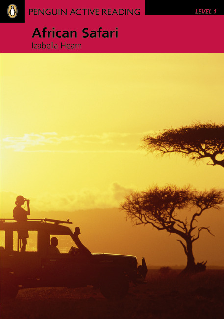 African Safari (Book/MP3) Pack