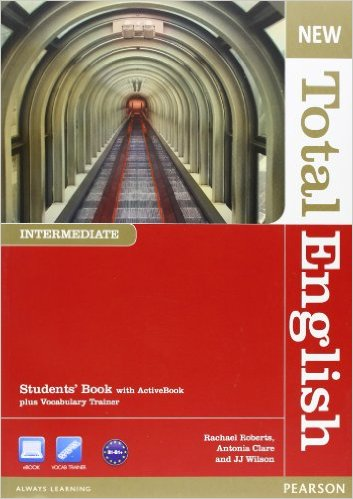 New Total English Intermediate Student's Book +Active Book Pack