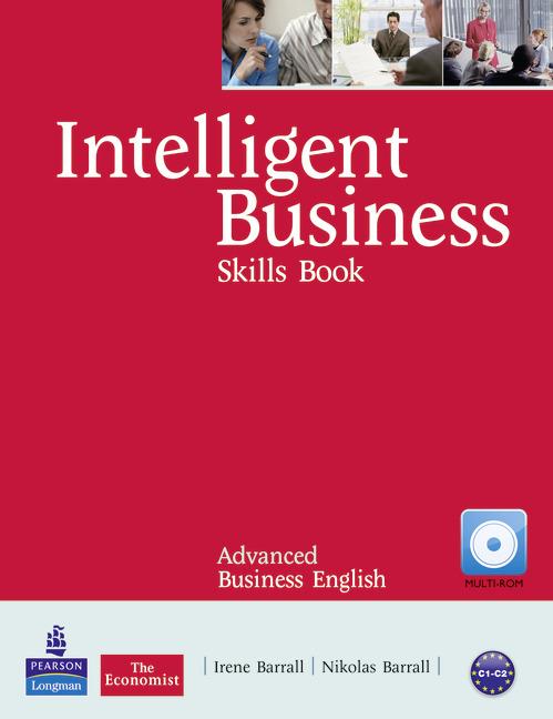 Intelligent Business Advanced Skills Book +CD