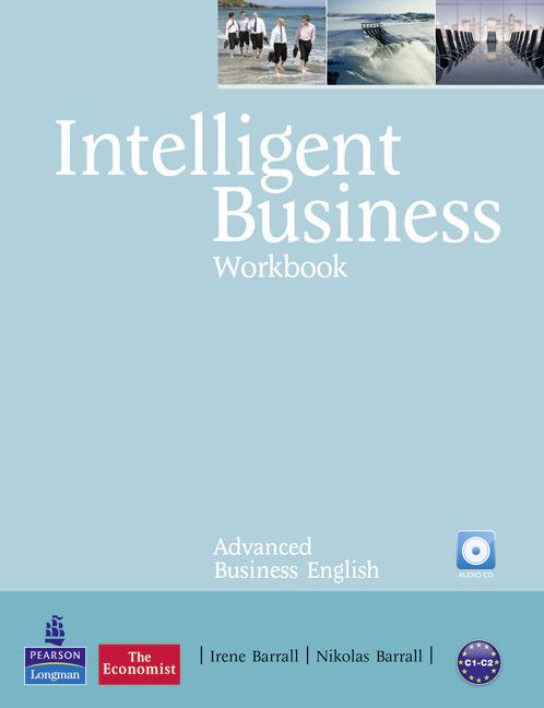 Intelligent Business Advanced Workbook +CD