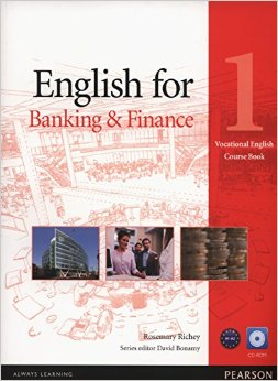 Eng for Banking and Finance 1 Coursebook and CD-ROM Pack