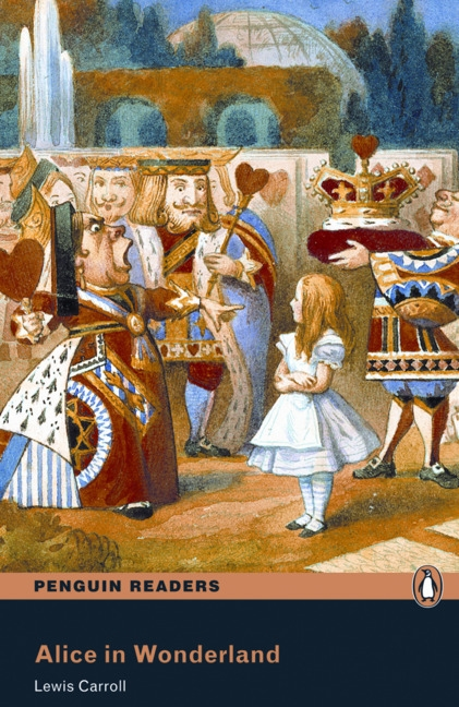Alice in Wonderland book (Book/MP3 Pack)