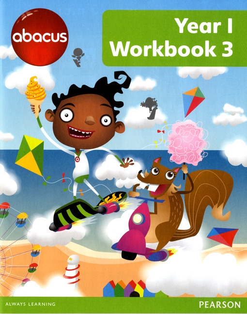 Abacus Year 1 Workbook 3