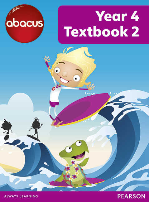 Abacus Year 4 Textbook 2