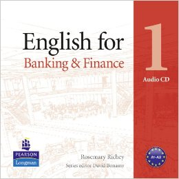 English for Banking & Finance Level 1 Audio CD