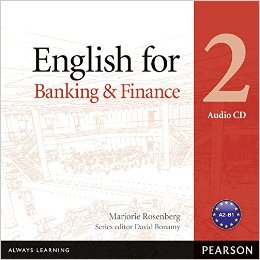English for Banking & Finance Level 2 Audio CD