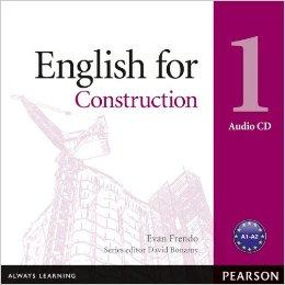 English for Construction Level 1 Audio CD