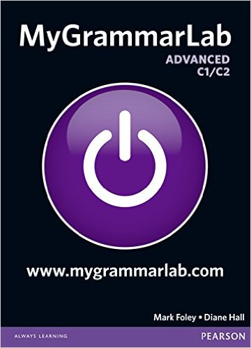 MyGrammarLab Advanced without Key and MyEnglishLab Pack