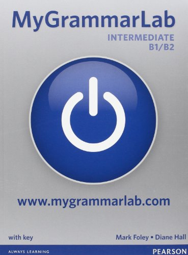 MyGrammarLab Intermediate with Key and MyEnglishLab Pack