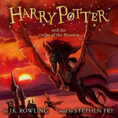 Harry Potter and the Order of the Phoenix 24D (read by S.Fry)