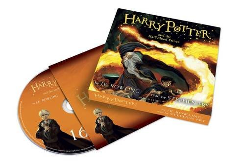 Harry Potter and the Half-Blood Prince 17D (read by S.Fry)