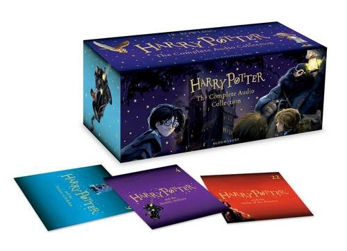 Harry Potter: Complete Audio Collection 103D (read by S.Fry)