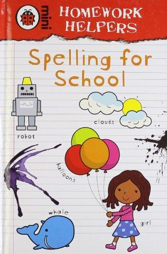 Homework Helpers: Spelling for School