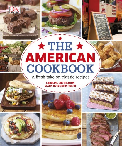 American Cookbook: A Fresh Take on Classic Recipes