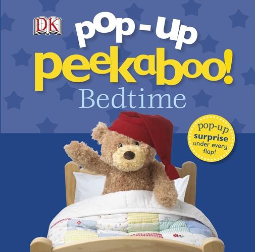 Pop-up Peekaboo! Bedtime (board book)