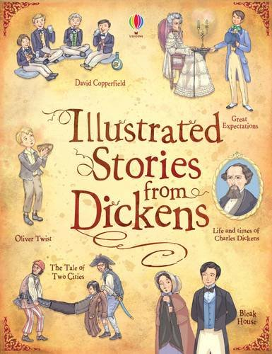 Illustrated Stories from Dickens  (HB)