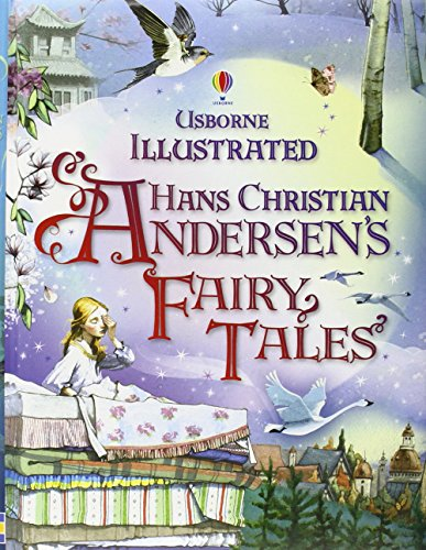 Usborne Illustrated Hans Christian Andersen (HB)