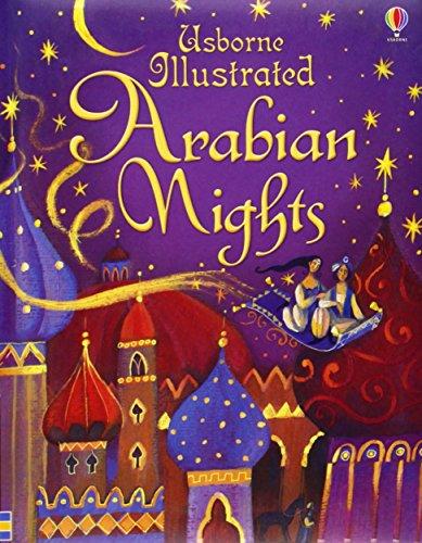 Illustrated Arabian Nights  (HB) retold