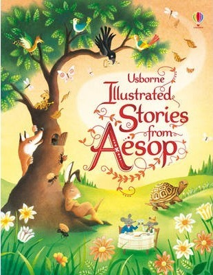 Illustrated Stories from Aesop  (HB)