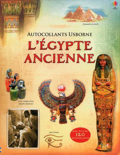 L'Egypte ancienne - Documentaires en autocollants