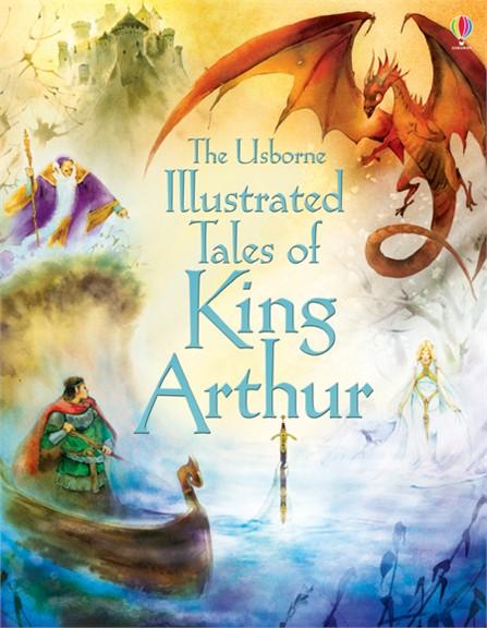 Illustrated Tales of King Arthur   (HB)