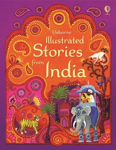 Illustrated Stories from India  (HB)