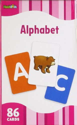 Alphabet Flashcards (86 cards)