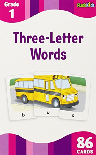 3 Letter Words Flashcards (86 cards)