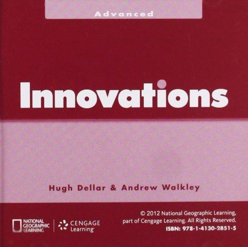 Innovations Advanced Audio CD(x2)
