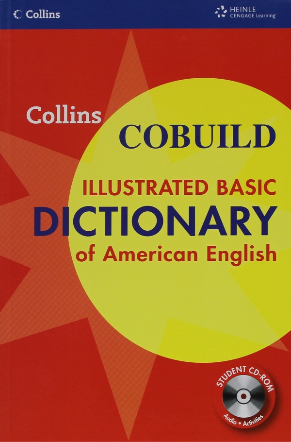 Collins Illustrated Basic Dictionary of American English + CD-ROM