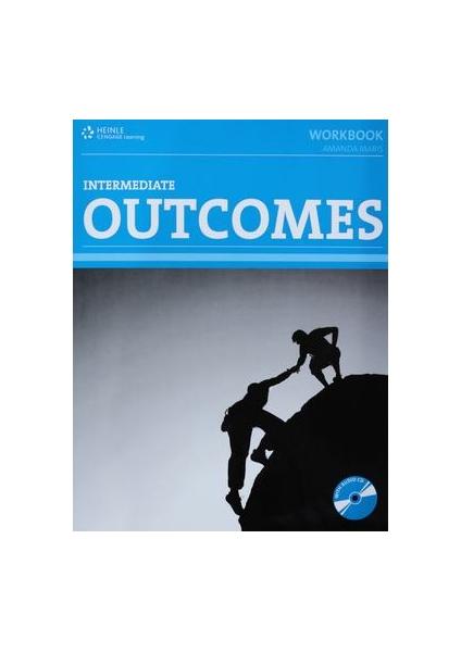 Outcomes Intermediate Workbook [with Audio CD(x1) & Key]