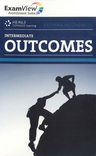 Outcomes Intermediate ExamView CD-ROM(x1)
